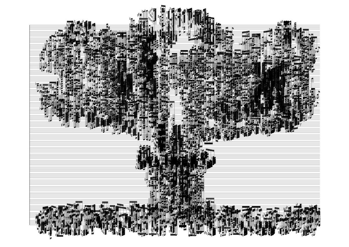 graphic notation Alberto Bernal
